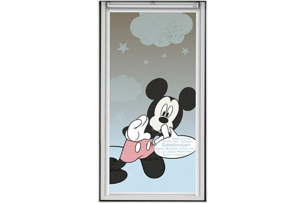 VELUX-DKL-4618-Disney-dream-collection-blackout-blind-Mickey-Mouse-2